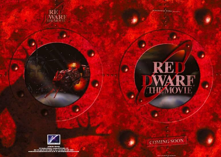 red dwarf movie