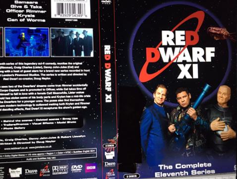 red dwarf season 11 episode guide